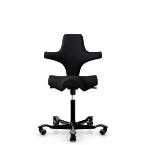 Håg Capisco kontorstol i sort