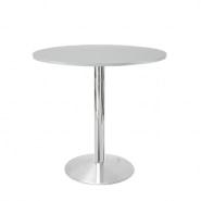 Cafébord med bordplade i melamin