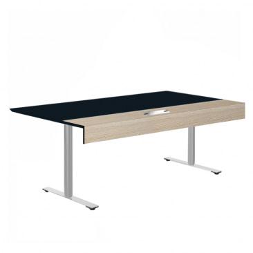 Delta X Skrivebord - Dencon design bord