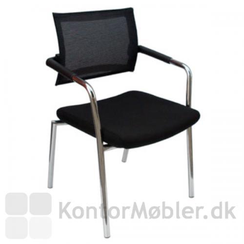 Skin stolen har et luftigt men stadig solidt udtryk