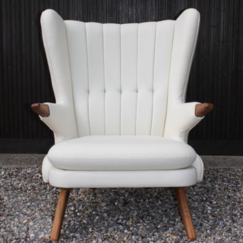 Bamsestolen fra Skipper Furniture set forfra