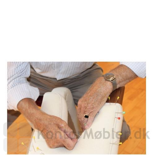 Bamsestolen Svend Skipper er fremstillet i materialer i høj kvalitet, og er i ægte dansk design
