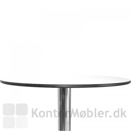 Cafébord med bordplade i kompaktlaminat