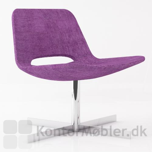 Frigg Lounge stol kan vælges i mange farver