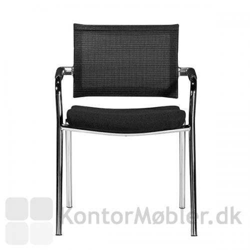 Skin mødestolen fra Dencon med suveræn siddekomfort