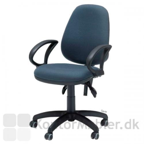 Caorle kontorstol med armlæn