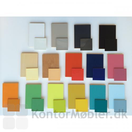 Lintex Mood glastavler passer til Dencons farver. For nærmere information, se under udvidet information.