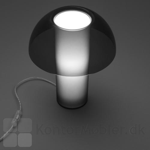 Colette bordlampe i grå