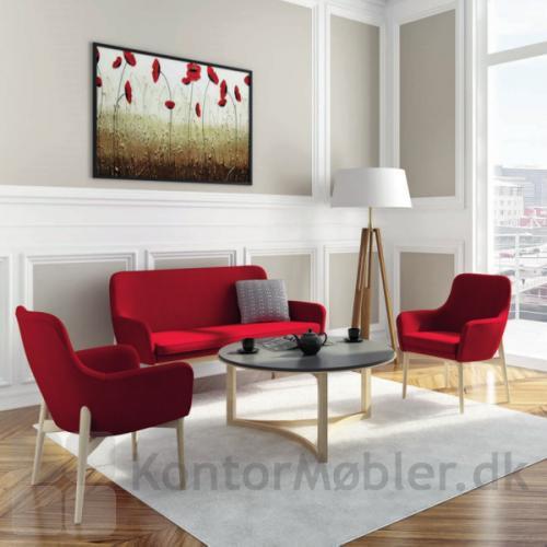 Uni sofa og to stole