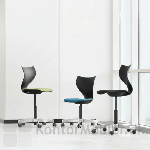 Cobra kontorstol med polstring