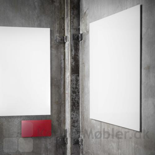 Air whiteboard tavler og M box i rød