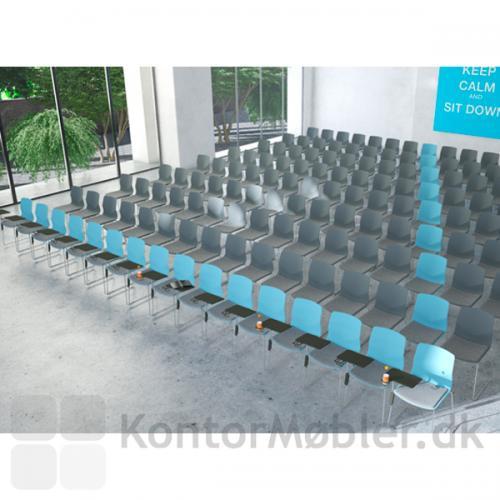 Inno®Note passer på forskellige stole fra Four Design
