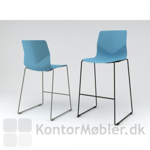 Four Sure barstol kan vælges i to højder