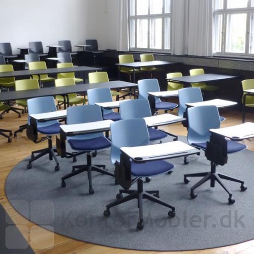 Four Sure 66 og Inno®tab, giver mange muligheder for indretning af undervisningslokalet