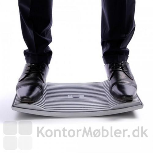 Gymba er ideel til arbejdspladsen og andre steder hvor man sidder meget
