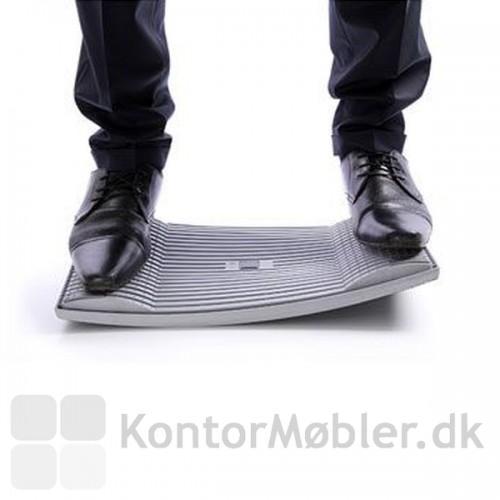 Gymba sætter gang i de dybe muskulaturer og forbedrer positur og balance