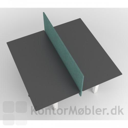 Bordpladerne fås i mange forskellige størrelser - også med bue og centerbue