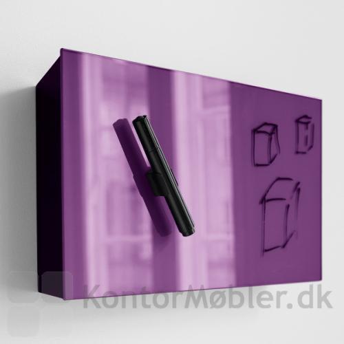 Mood Box kan også bruges til små notater