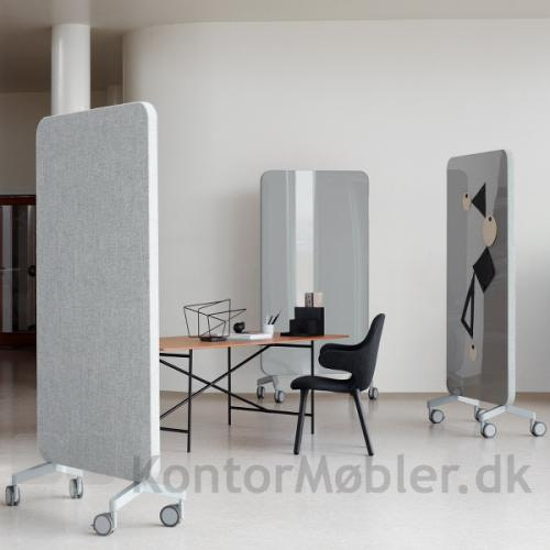 Mood Fabric Mobile giver nye muligheder for fleksibel indretning og støjdæmpning