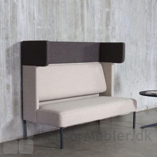 Four Us sofa kan mixes i forskellige stof farver