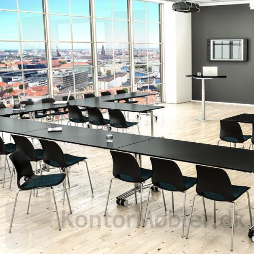 Frigg stolen fra dencon i et mødelokale