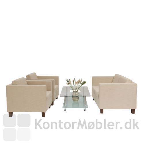 Soprano sofa gruppe
