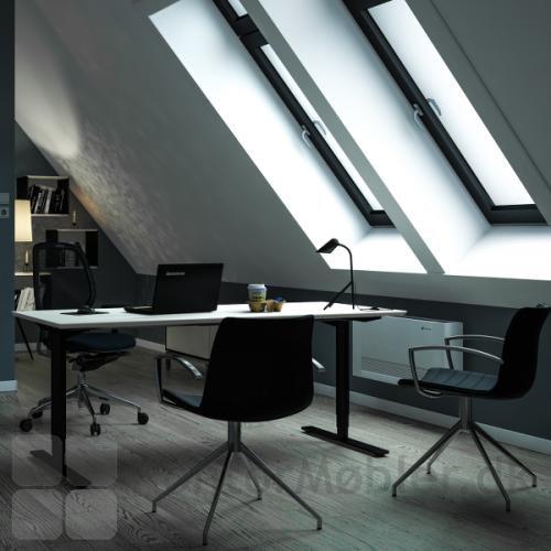 Frej drejestol på et kontor