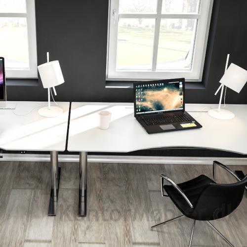 Frej drejestol på et kontor med delta bord
