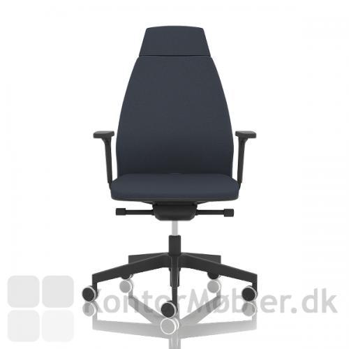 Infinity kontorstol med god siddekomfort