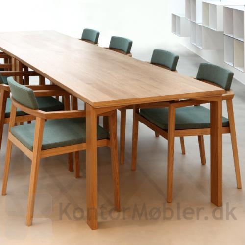 Session mødebord med Session stole