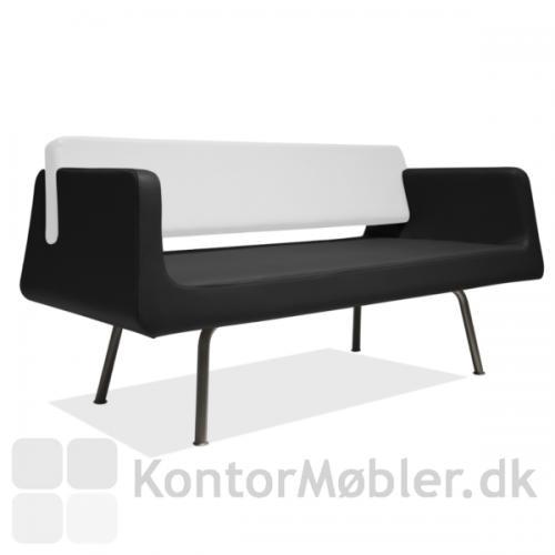Alfa & Omega sofa kan vælges i mange farver