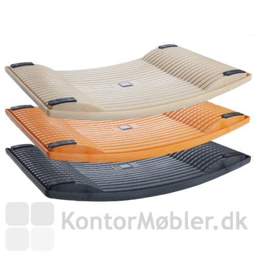 Gymba active board kan nu vælges i orange - kontakt os for andre farver