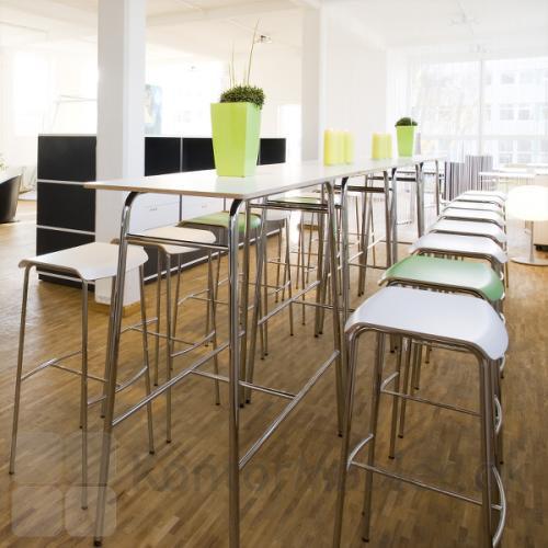Pause barstol til kantine eller mødelokale