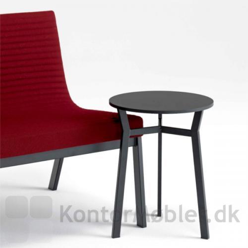 Sputnik bord højde 50 cm, Ø40 cm - kan bruges til side bord