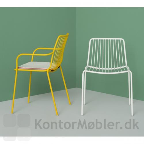 Nolita Caféstol kan vælges med hynde i flere farver