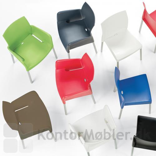 ICE modellen kan vælges i mange farver