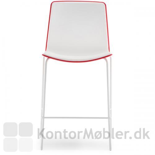 Tweet barstol fra Pedrali i højde 99 cm