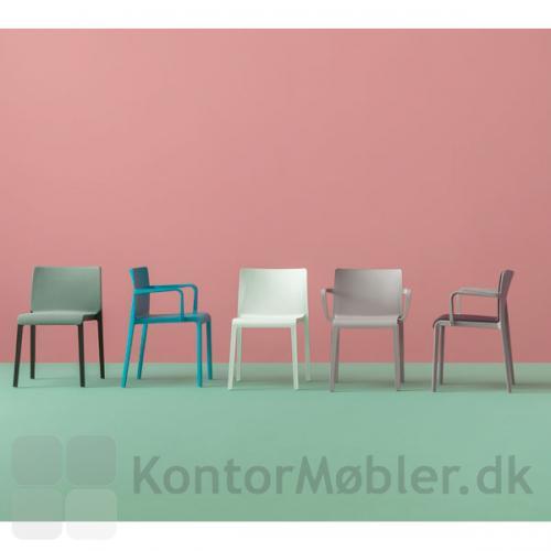 Volt stolen kan vælges med eller uden armlæn