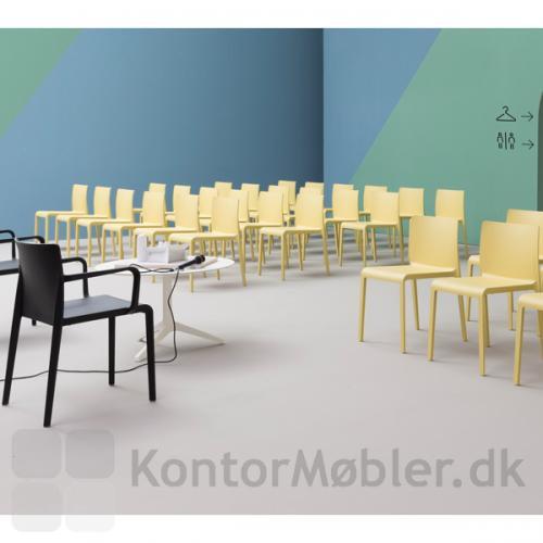 Volt stolen kan også bruges til konference opstilling