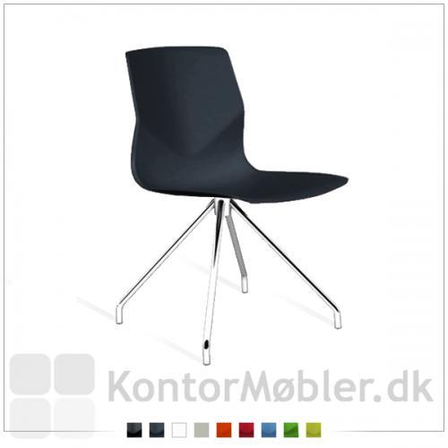 Four Sure 11 mødestol kan fås i flere farver