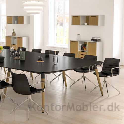 XL konferencebord er enkelt, elegant og eksklusivt