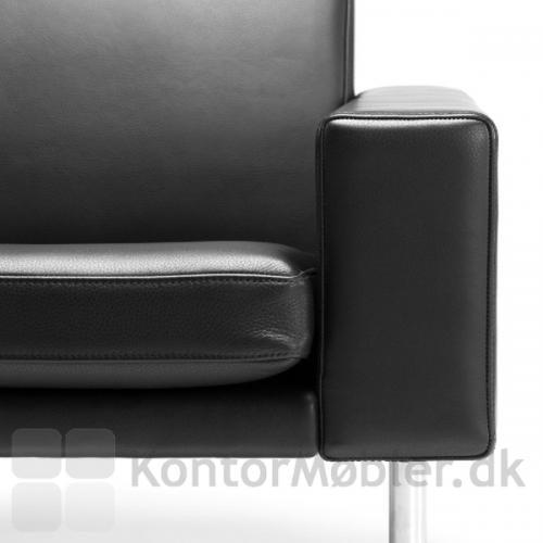 GE 34 sofa designet af Wegner