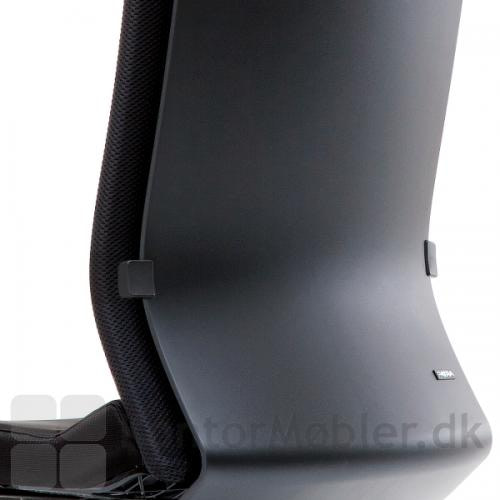 Mono kontorstol er forside polstret