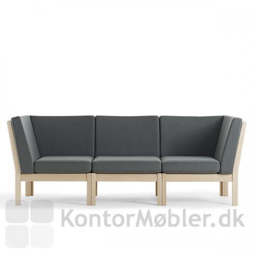 GE 280 modulsofa til 3 personer - længde 215 cm