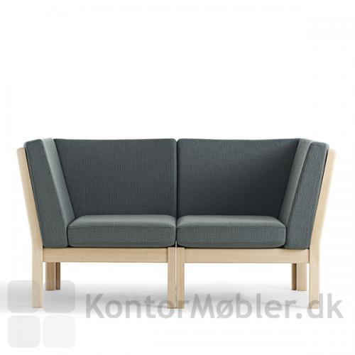 GE 280 modulsofa til 2 personer - længde 152 cm