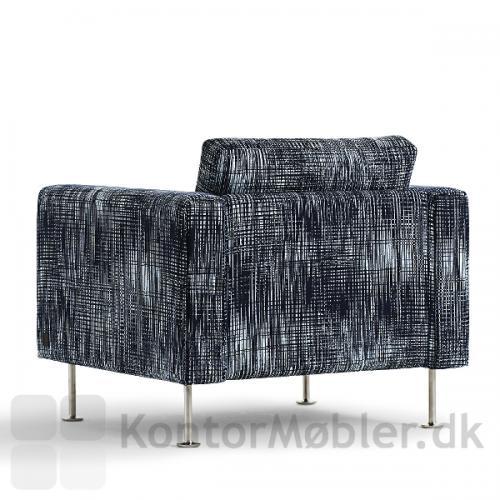 Century stol set fra bagsiden