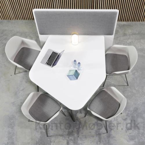 Flake mødebord med RinR rumdeler