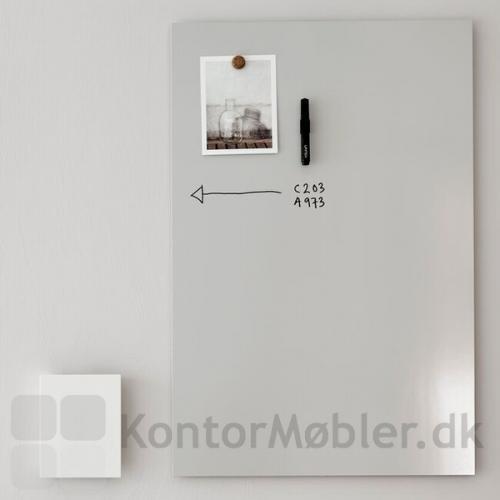 Air Whiteboard kan vælges i flere størrelser