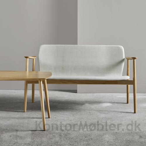 Butterfly Classic Lounge sofa fra Magnus Olesen