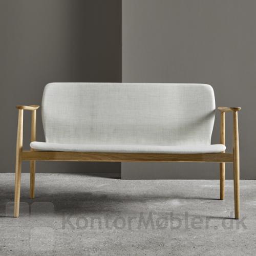 Butterfly Classic Lounge sofa kan vælges med polstring i mange varianter